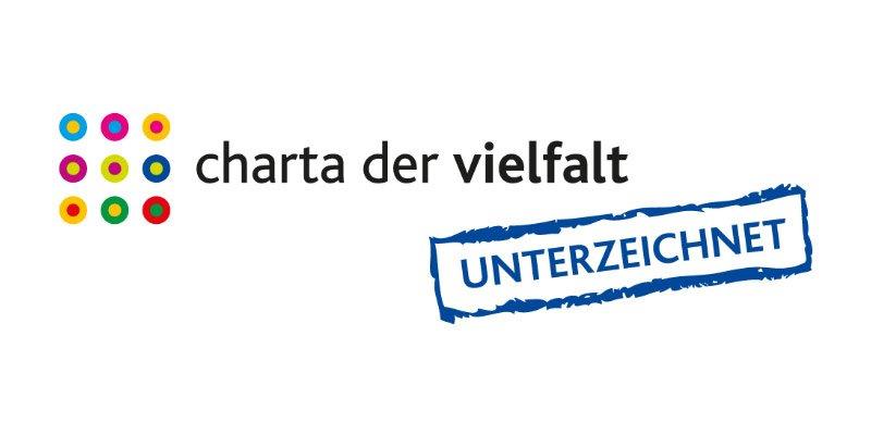 Unser Partner - charta der vielfalt