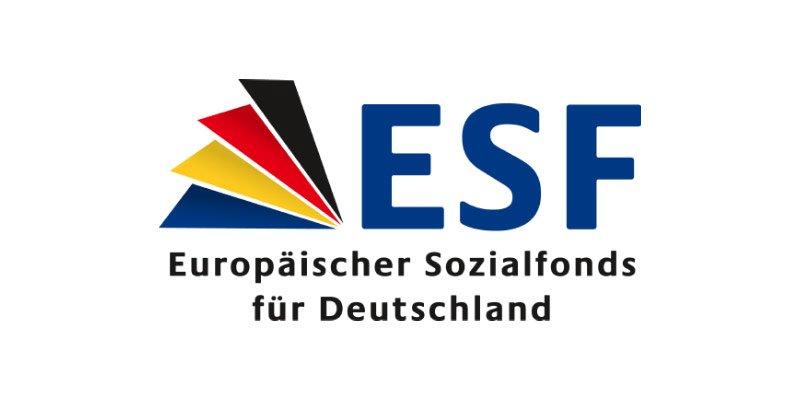 Unser Partner - Europäischer Sozialfonds für Deutschland